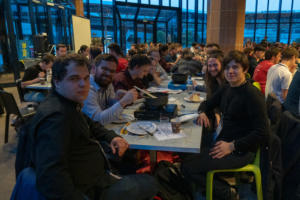 IPT 2019 - Traditional Swiss dinner